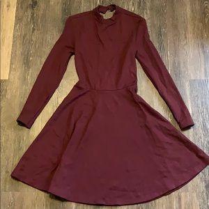 Backless American apparel dress